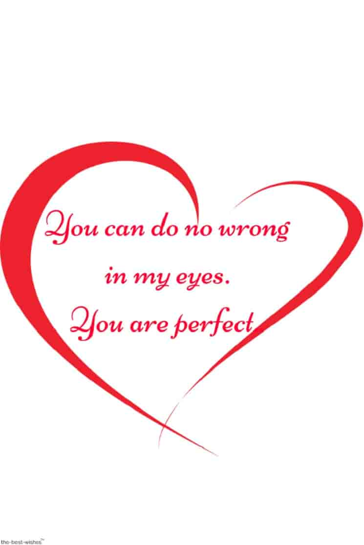love quotes for girlfriend with heart