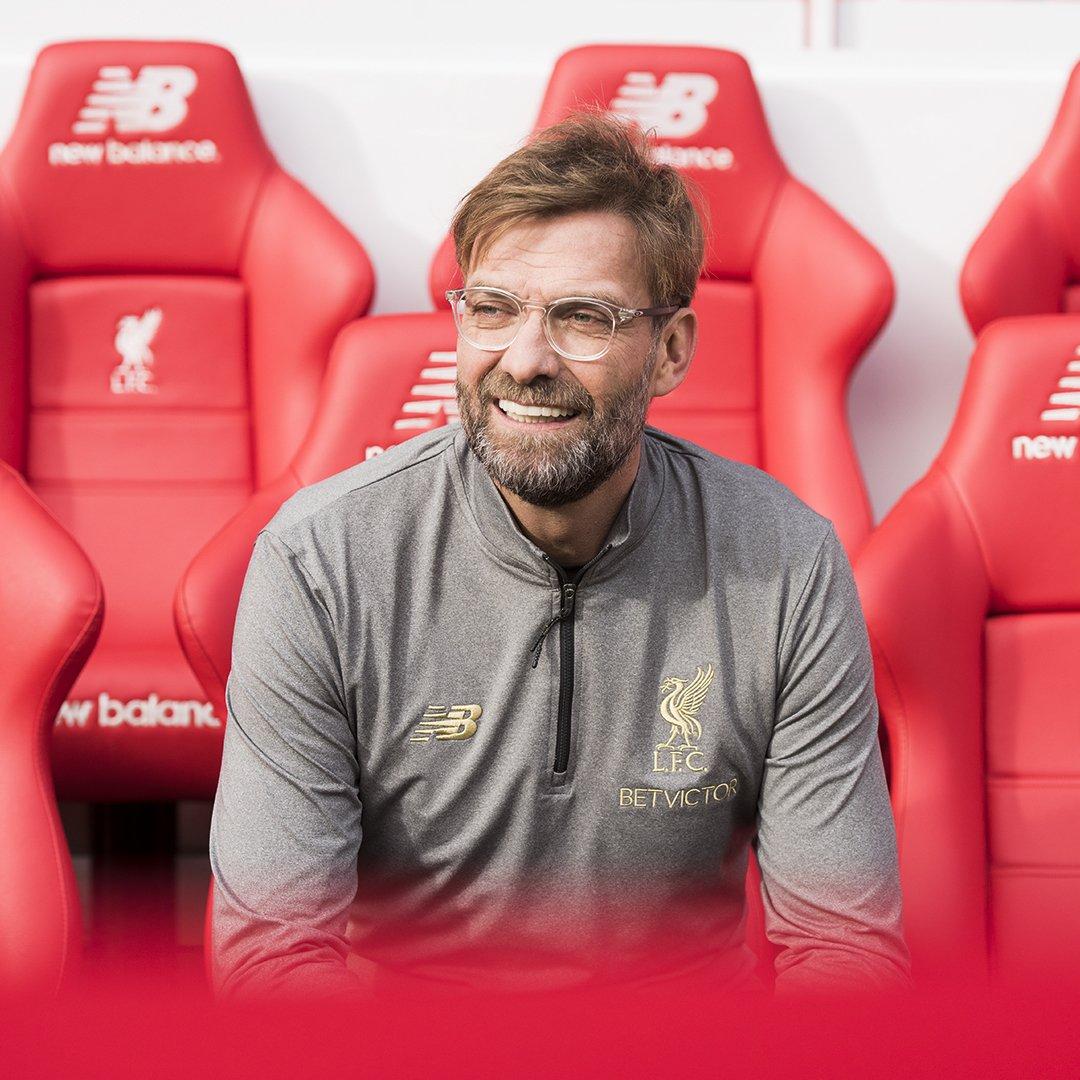 b2430488d New Balance Liverpool Jürgen Klopp Manager Collection Released ...