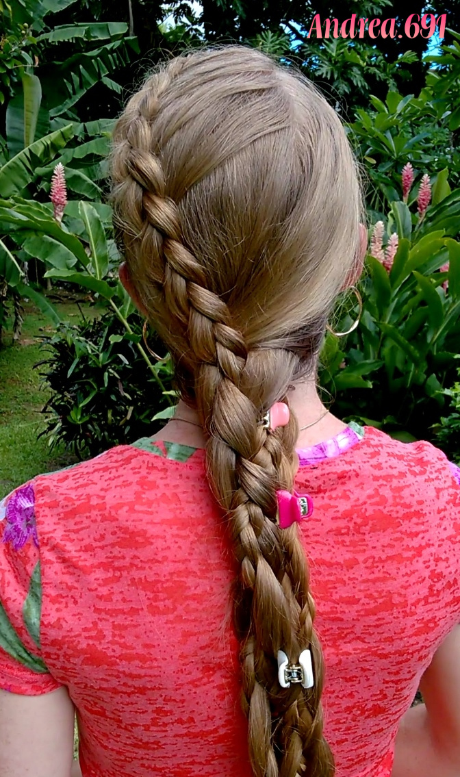 Braids   Hairstyles for Super Long Hair  Haartraum s  Braid in Braid     Thanks so much for visiting my blog  Have a lovely day