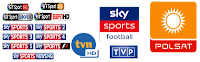 UK Sky Sports Football USA NBA IT RAI AFN