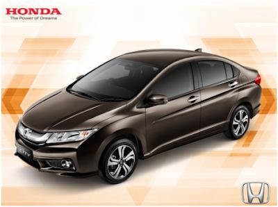 Honda All new City 2018