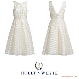 Princess Victoria Style Holly & Whyte Dress