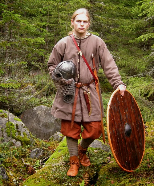 Traditional Viking Costume Sc 1 St Live Science