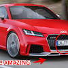 2017 Audi TT RS Coupe specs | price for sale arrives with 400 horsepower
