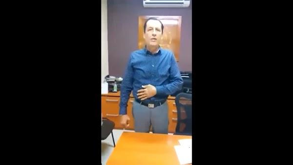 Despiden a funcionario del Registro Civil en Veracruz por negarse a hacer su trabajo (VIDEO)