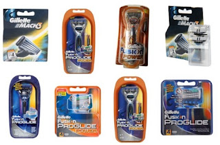 Flat 25% Discount on Gillette Shaving Products (Offer Valid Only for a Day)