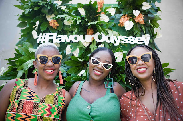 Braamfontein Sees Serious Flavour As @FlyingFishSA Launches #FlavourOdyssey #AlchemySir2018 #AddSomeFlavour