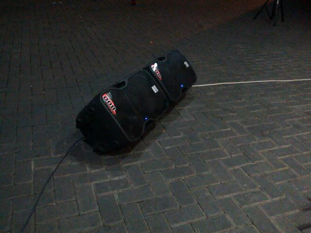 Sewa Sound System Untuk CFD RS Karyadi