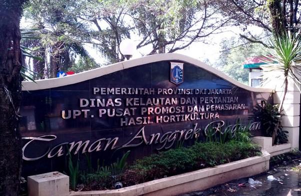 Destinasti Objek Wisata Taman Anggrek Ragunan Di Dki Jakarta Selatan