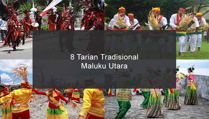Inilah 8 Tarian Tradisional Dari Maluku Utara Dan Penjelasannya