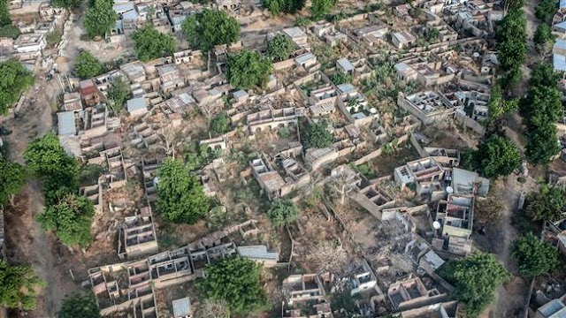 World Health Organization says 35% of health facilities in Nigeria's Borno demolished
