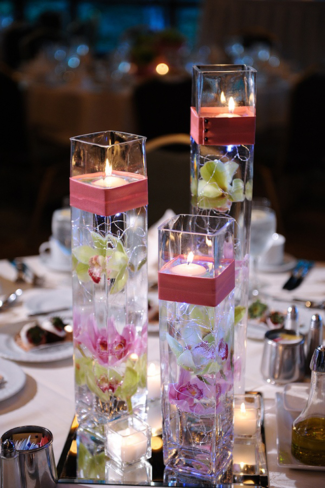 12 stunning wedding centerpieces part 16 belle the magazine you find those gorgeous florals that enhance the assets of your wedding decor but if you dont be sure to visit our wedding centerpieces gallery in junglespirit Gallery
