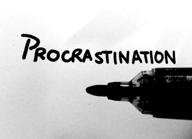 Student Problem: Avoiding Procrastination