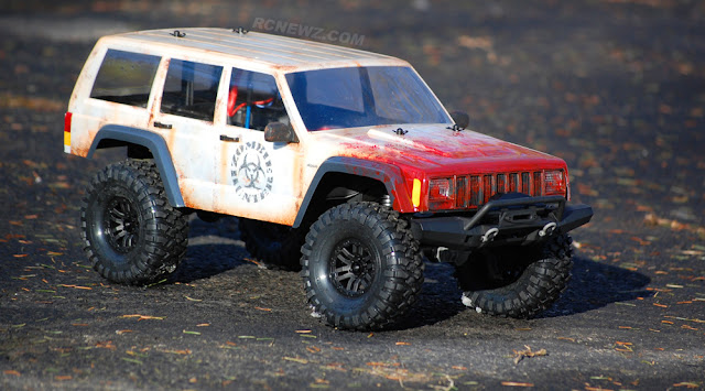 custom Traxxas TRX-4 pictures