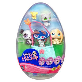 Littlest Pet Shop Seasonal Rabbit (#121) Pet