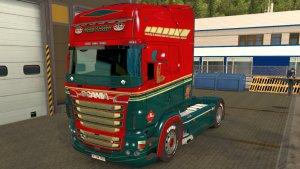 Scania RJL Midden Transport skin
