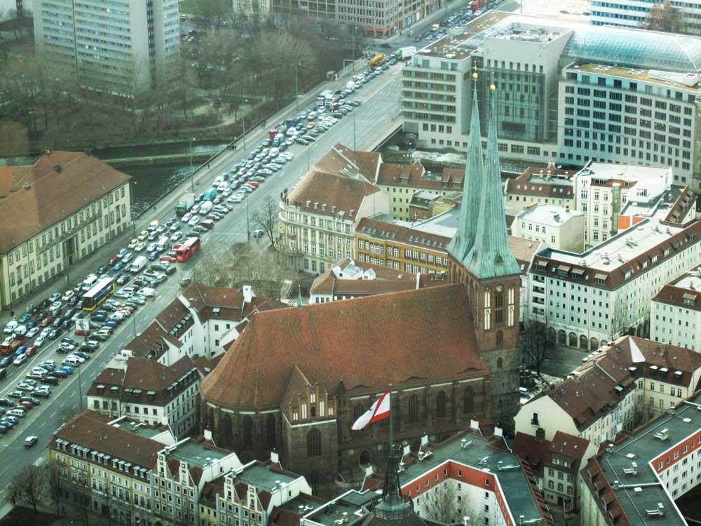 Berlin, Kryeqyteti i Gjermanisë