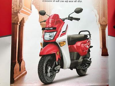 Honda Cliq front pics 1024 x 768