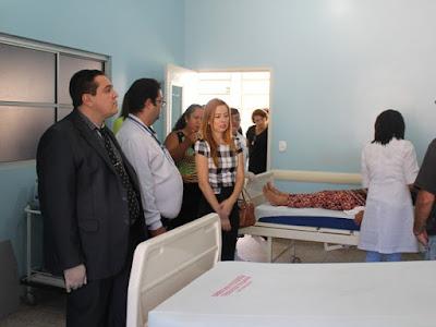 Justiça do Trabalho faz nova inspeção no Hospital Regional de Guajará-Mirim