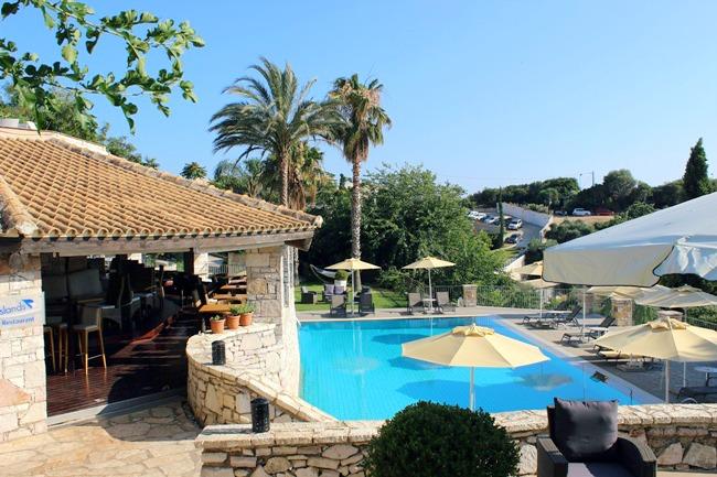 Domotel Agios Nikolaos hotel Sivota Greece