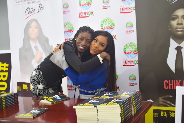 Actress and Author Chika Ike Sets to have her book signing in Enugu