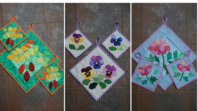 applique potholder