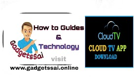 Cloud TV app for Laptop/PC on Windows 8/10/8.1/7/XP/Vista & Mac Laptop