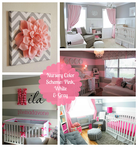 Nursery Ideas - Mia's Sweet Baby Room