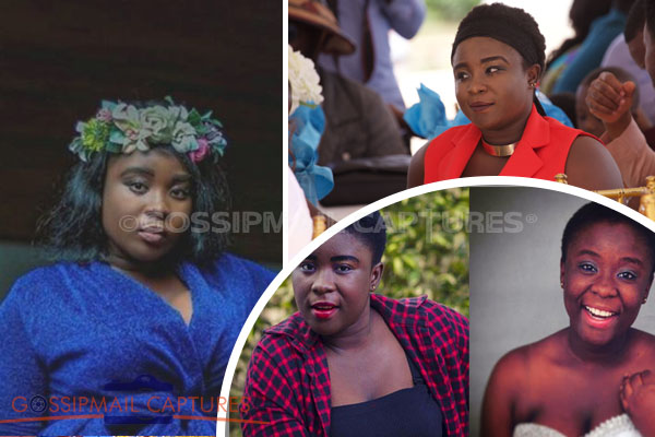Image result for BREAKING: Kumawood Actress Maame Serwah Pregnant After She Her WASSCE Results Came Out | Check It Out Here