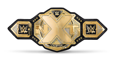 current WWE NXT champion title holder