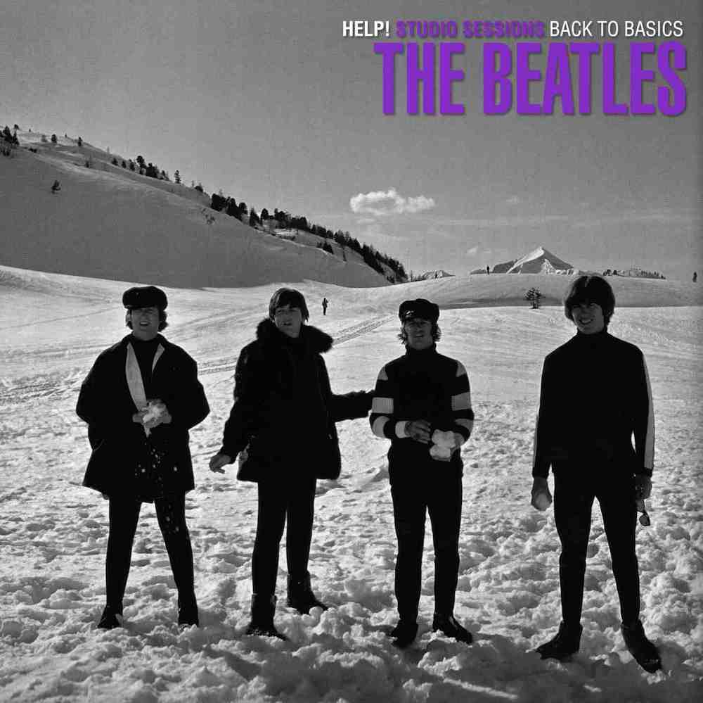 bootleg addiction: Beatles: Help! Studio Sessions - Back To