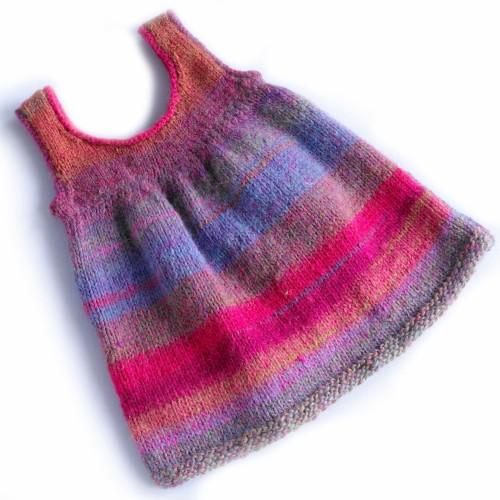 Sweet Sweater Dress - Free Pattern