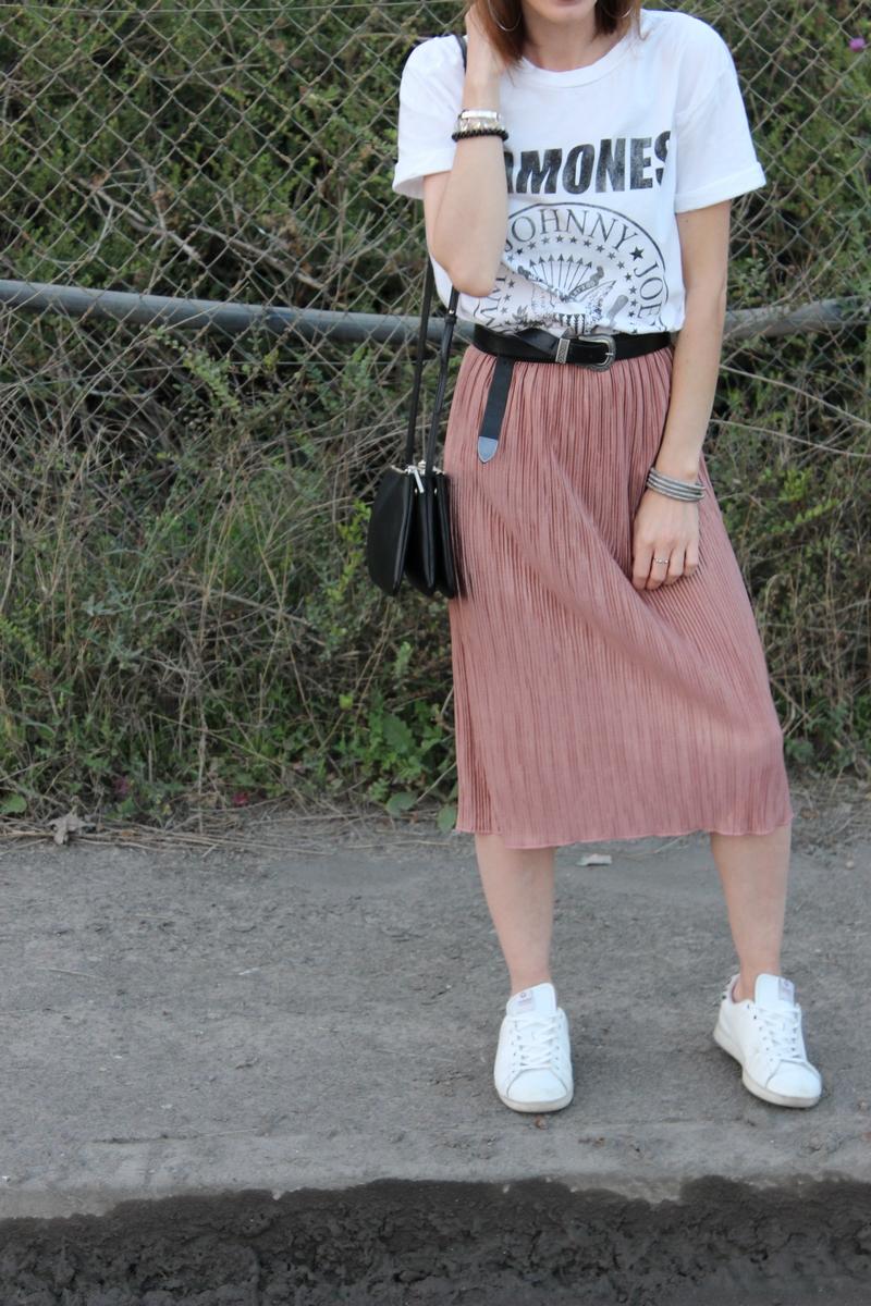 jupe-plisée