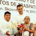 Reparte el Gobernador 1,836 molinos de mano como regalo navideño (vídeo)