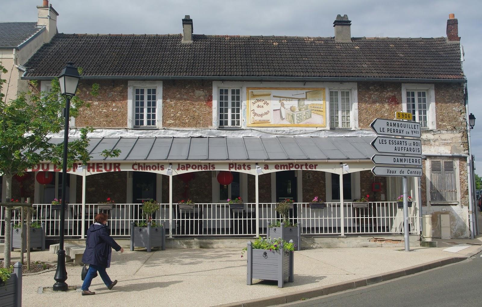Restaurant Chinois Cernay La Ville
