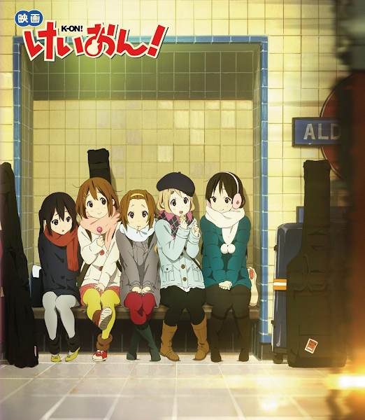 Music, Slice of Life, Comedy , Movie , Anime , 2011