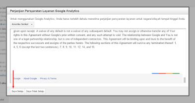 Bagaimana Cara Mendaftarkan Blog ke Google Analytic