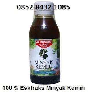 Cream minyak kemiri Asli penumbuh rambut rontok herbal alami tradisional