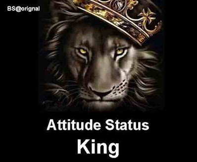 Cool Status king in Hindi
