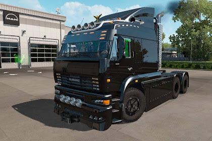Kamaz 6460 Turbo Diesel V8 - 1.31 - 1.34.x