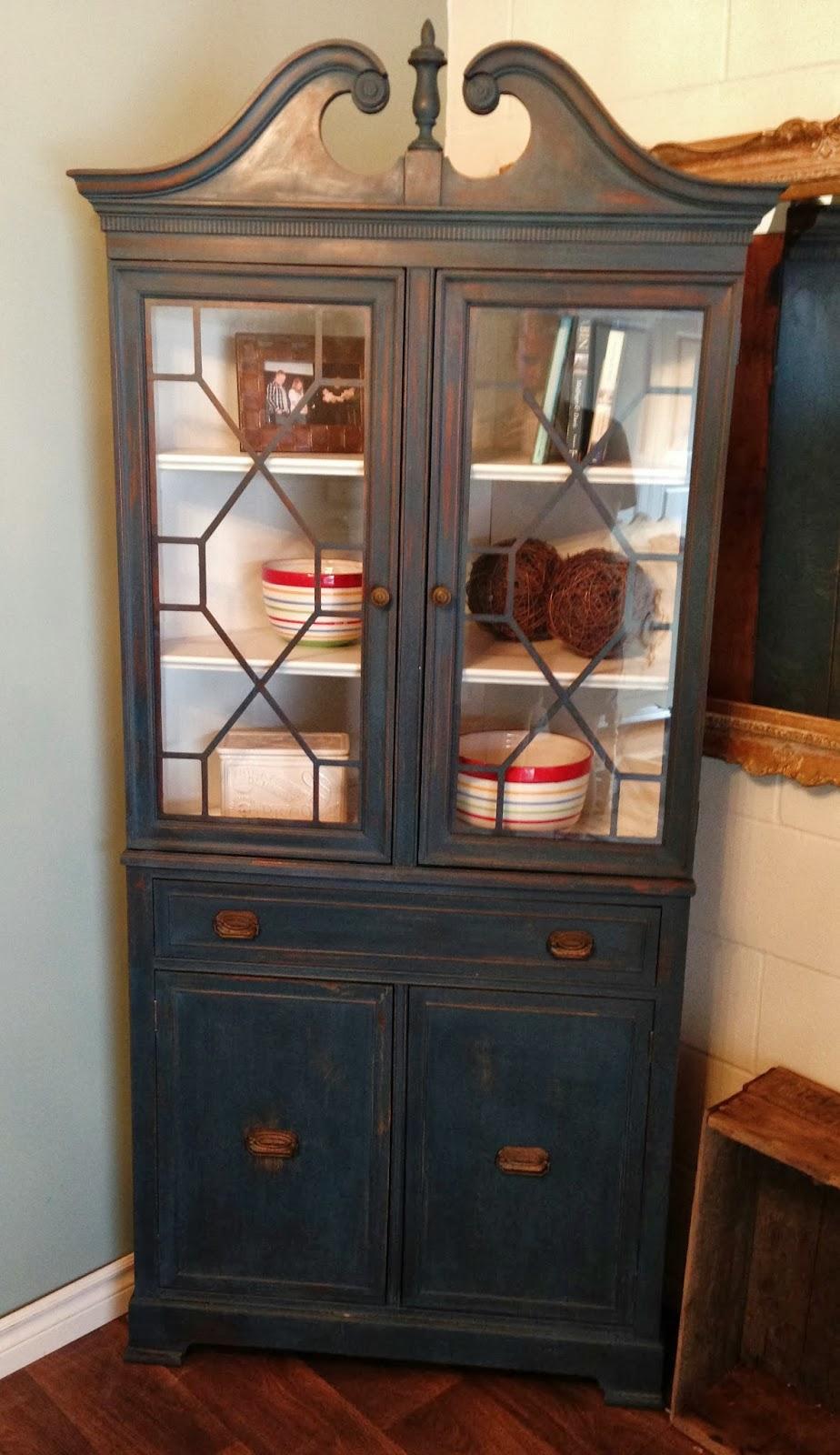 Antique Buffet With Mirror >> Repurposed Gems: Portfolio