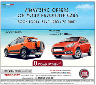 Fiat aventura punto emi offers