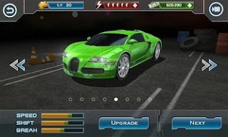Game Turbo Driving Racing 3D
