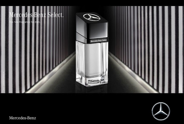 Mercedes Benz Select - oficjalne materiały
