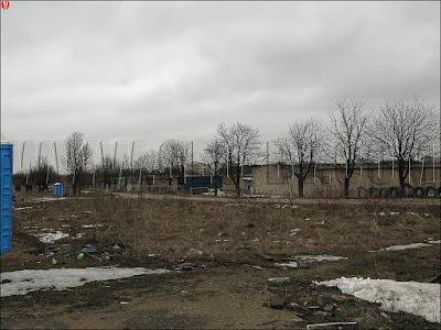 Минск. Территория бывшего дисциплинарного батальона 'Масюковщина'