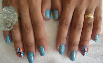 Decoraciones hermosas para uñas 2015