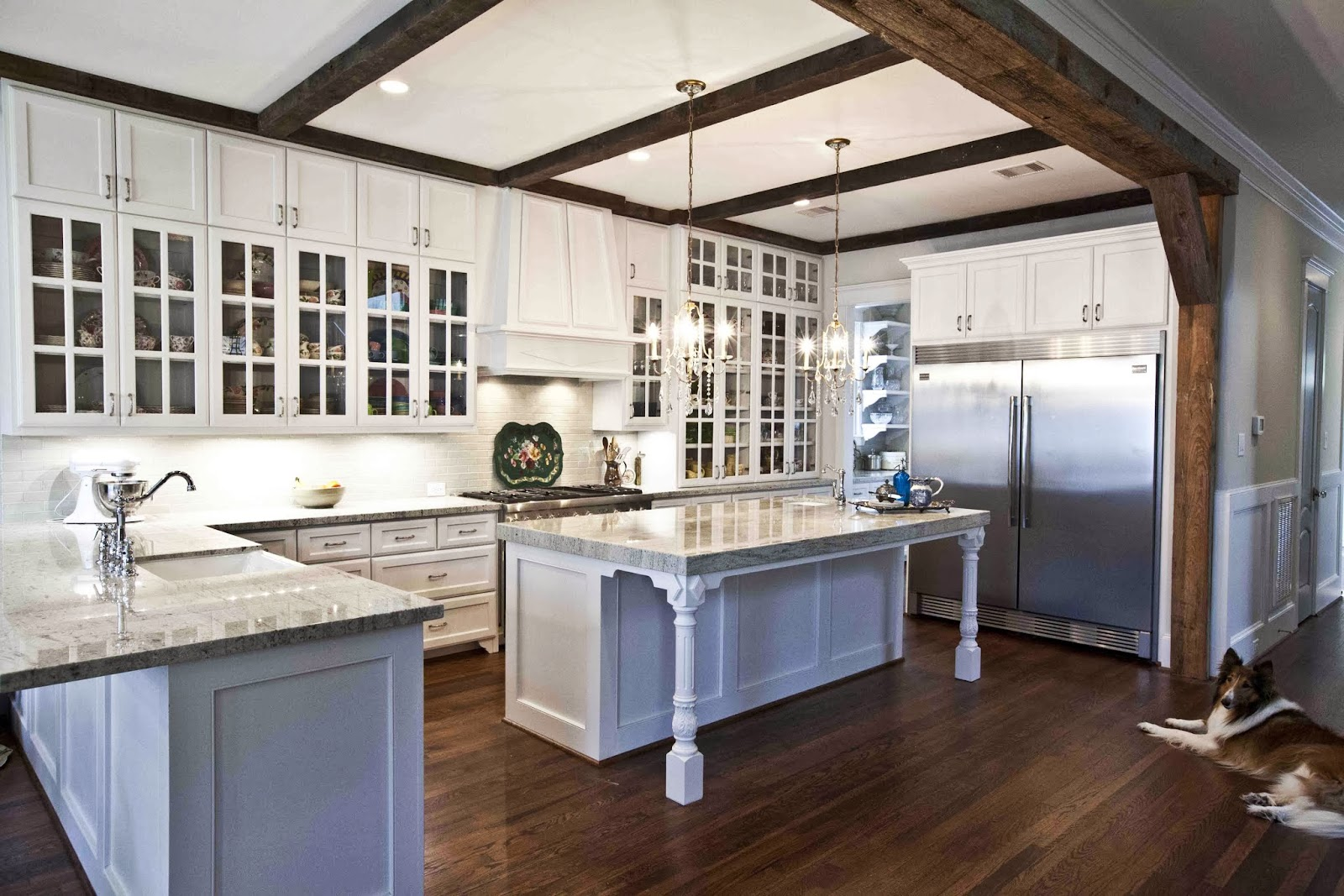 cedar hill ranch kitchen tour and farmhouse kitchen lighting Cedar Hill Ranch Kitchen Tour and Confessions
