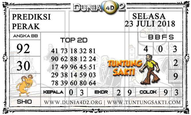"""Prediksi Togel """"PERAK"""" DUNIA4D2 23 JULI 2019"""