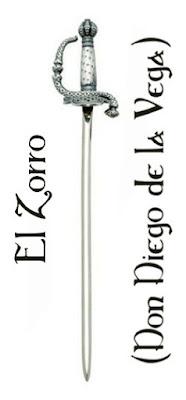Espada El Zorro
