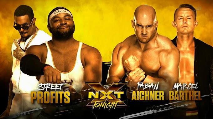 Replay: WWE NXT 10/04/2019